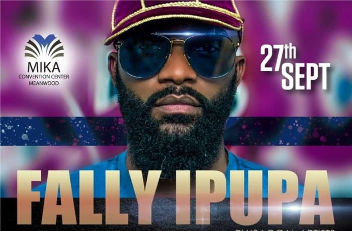 Fally Ipupa live in Zambia image