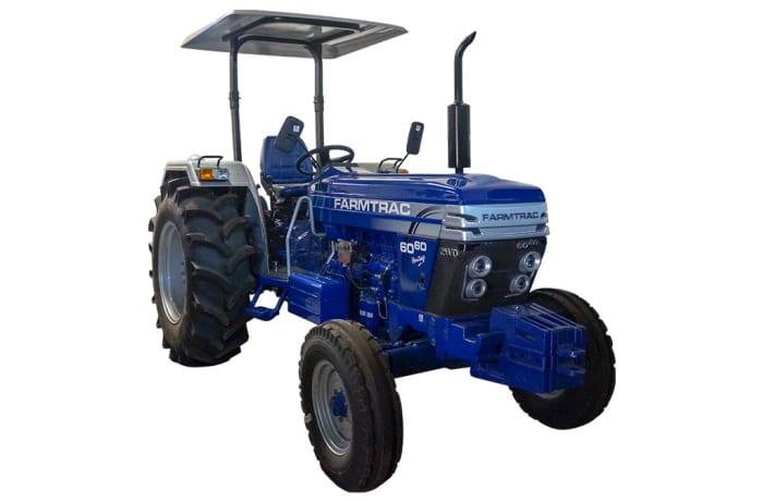 Farmtrac 6060 60HP Tractor