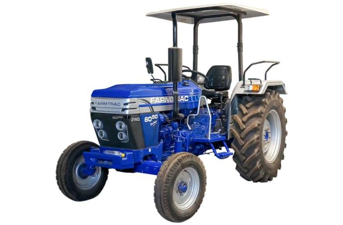 Farmtrac 6050 50HP Tractor