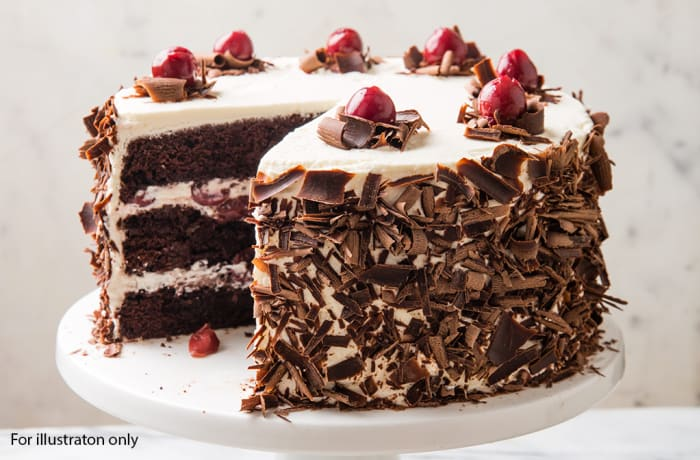 Milile Wedding Option 5 - Dessert - Black Forest Cake