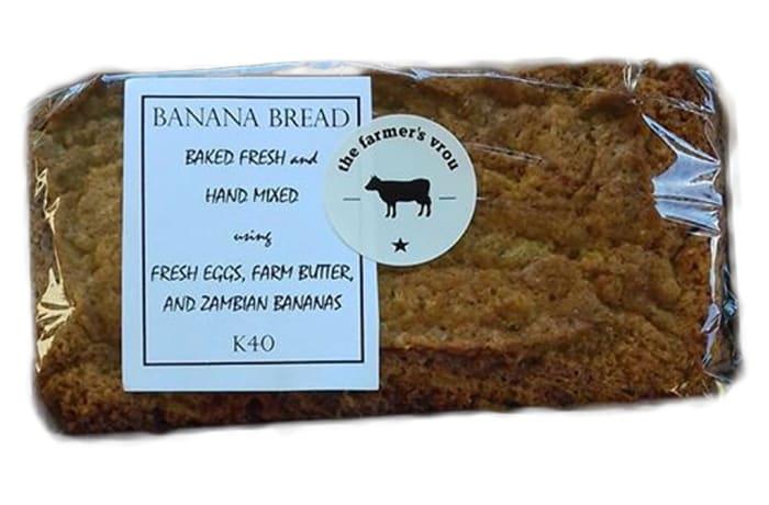 Farmers Stop Banana Bread