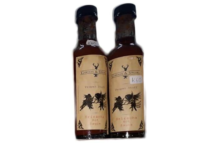 Gorden & Strong - Sriracha Hot Sauce