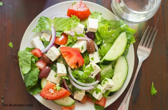 Salads - Greek Salad