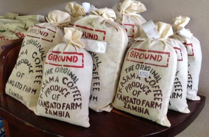Ground Kasama Coffee
