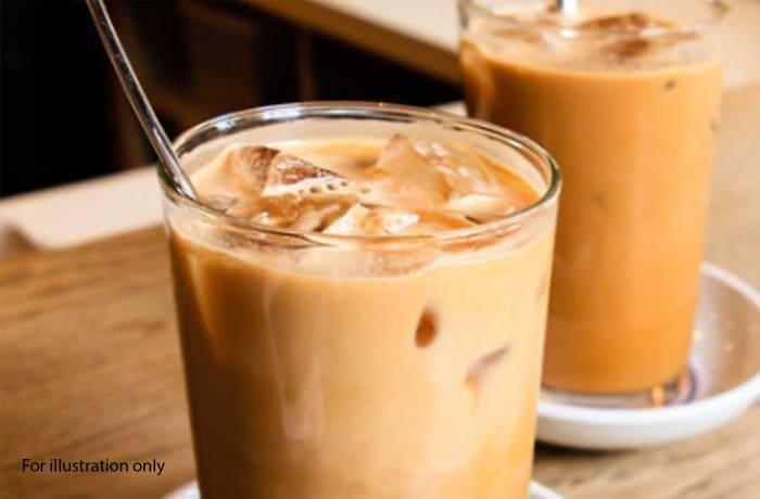 Hot Drinks - Iced Coffee