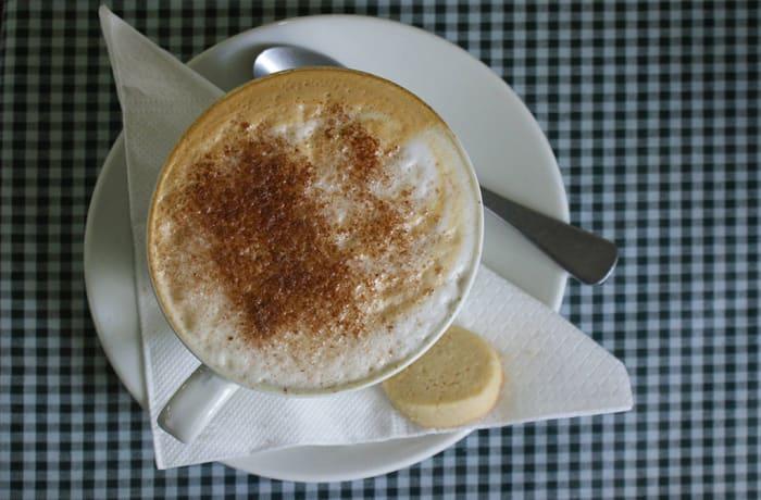 Hot Drinks - Latte