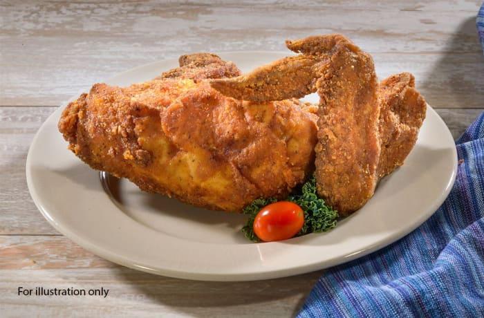 Lunch - 1/4 Chicken