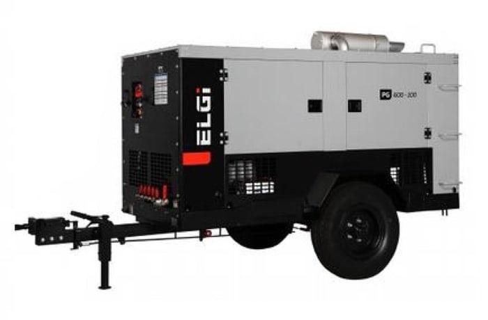 Diesel Portable Trolley