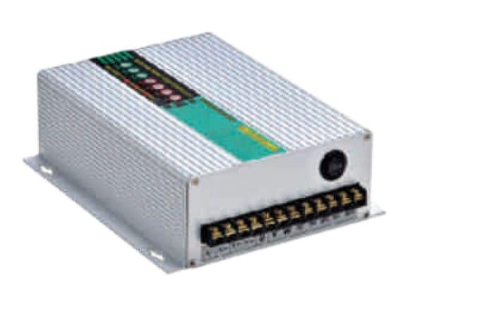 Solar Control box & connection details - KCP-12