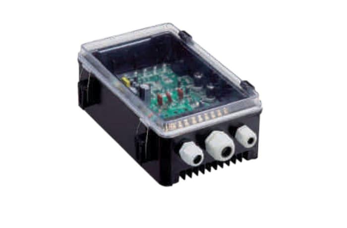 Control box & connection details Suitable for 24V, 48V, 36V, or 72V pumps