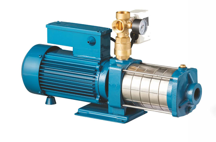 Horizontal Multistage Pumps-KH SERIES