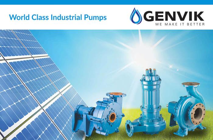 World Class Industrial Pumps