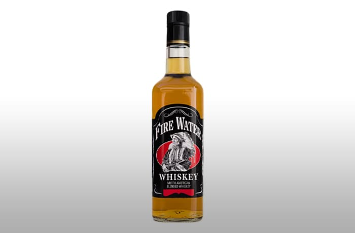 Fire Water American Blended Whisky