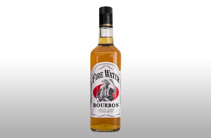 Fire Water Bourbon Whisky