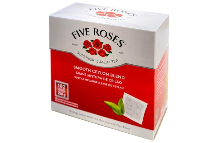 Tea Bags - Smooth Ceylon Blend