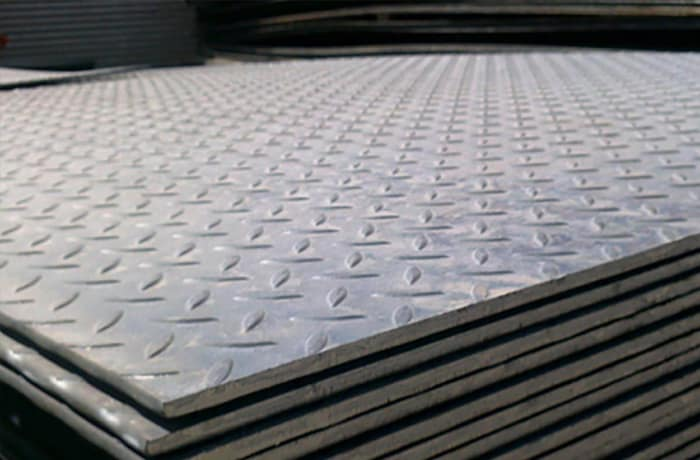 Flat Products - Chequer Plate