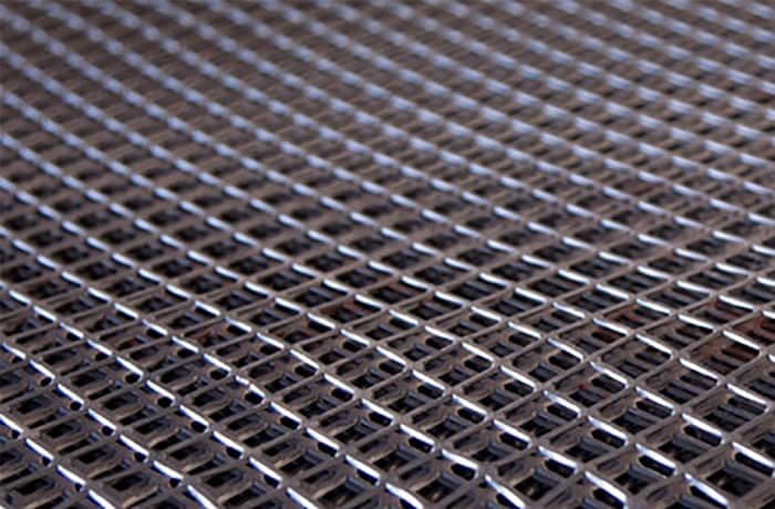 Flat Products - Expanded Metal - Flattened