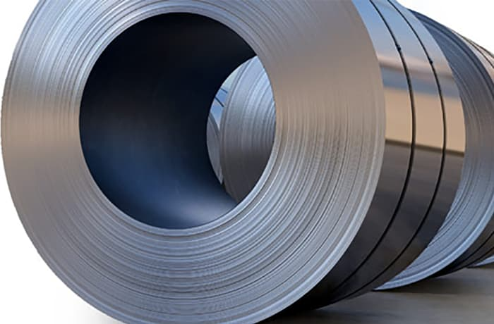 Flat Products - Hot Rolled Steel Coil - HRC