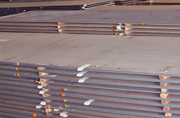 Flat Products - Mild Steel Plate