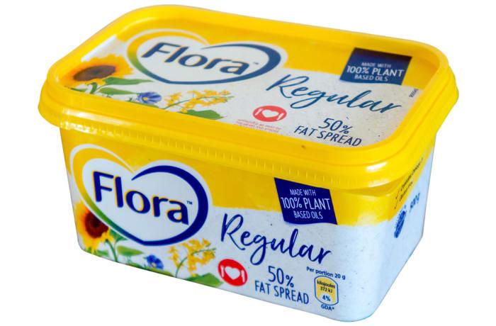 Flora Regular Spread