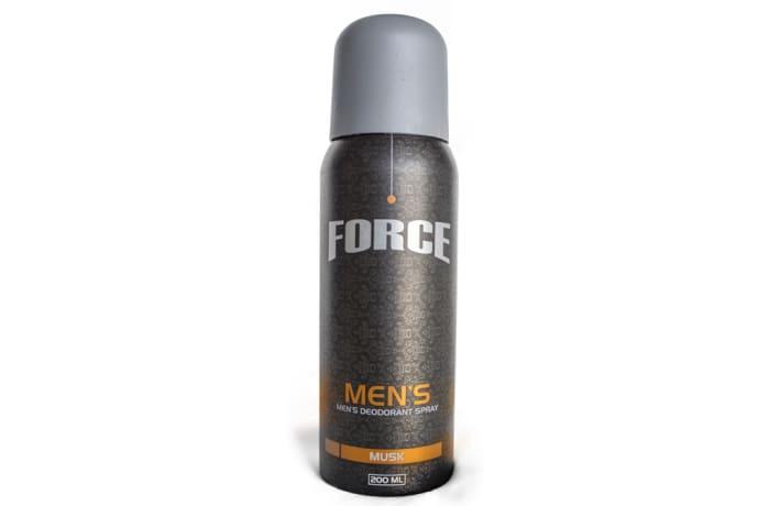 Force Men's Deodorant Spray - Musk