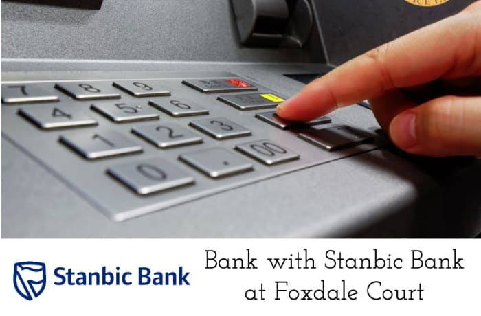 Bank with Stanbic Bank at Foxdale Court image