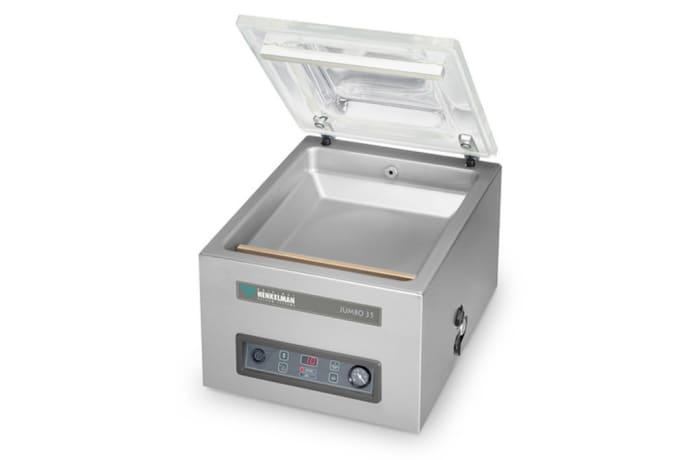 Packing Machine - Henkelman Jumbo 35 Vacuum Packing Machine 310548-E