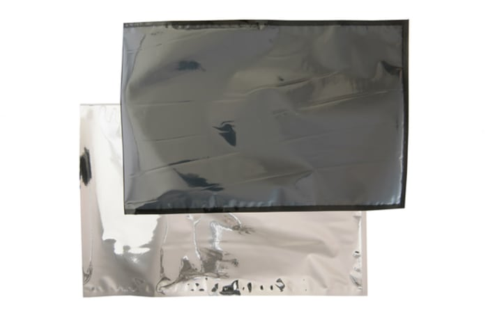 Vacuum Bags - Vacuum Bag Black Foil 150mm x 250mm (200)