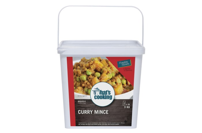 Curries - What's Cooking Curry Mince Tub