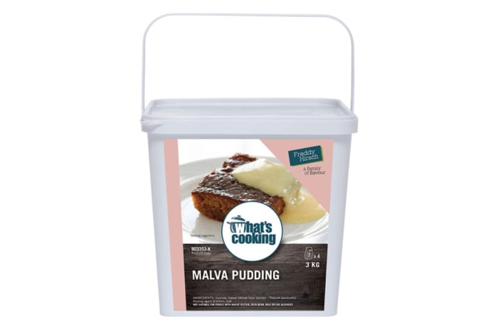 Desserts & Beverages - What's Cooking Malva Pudding Tub NF