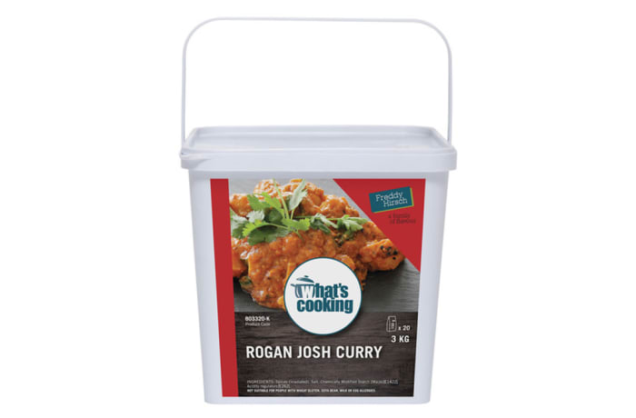 Curries - What's Cooking Rogan Josh Tub