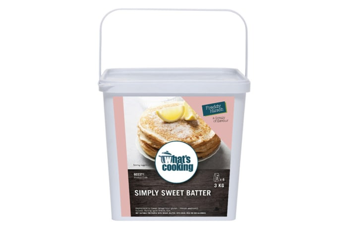 Desserts & Beverages - What's Cooking Simply Sweet Batter Tub