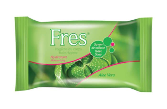 Fres Toilet Soap with Aloe Vera