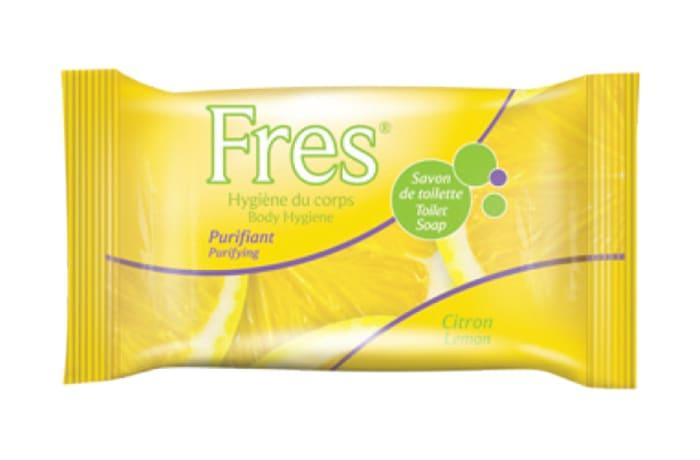 Fres Lemon Toilet Soap