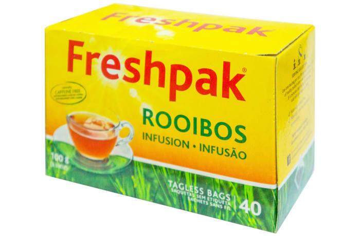 Freshpak Rooibos Infusion Tagless Bags