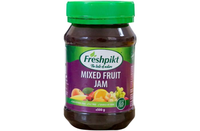 Freshpikt mixed fruit jam