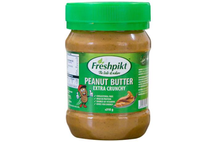 Freshpikt Extra Crunchy Peanut Butter