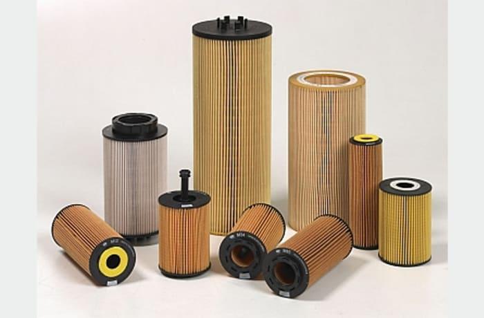 GUD Metal Free fuel filters