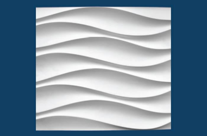 3D Wall Panels - W028