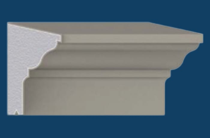 EPS Mouldings - Middle Bands - M029