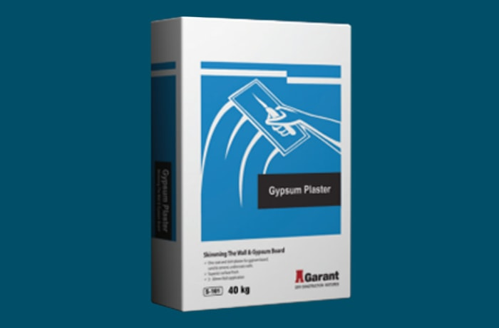 Gypsum Products - Gypsum Plaster