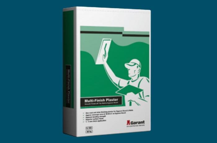 Gypsum Products - Multi Finish Plaster