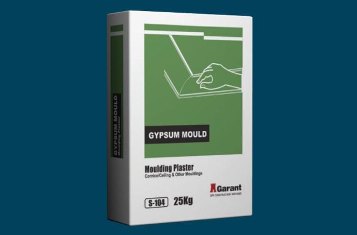 Gypsum Products - Gypsum Mould