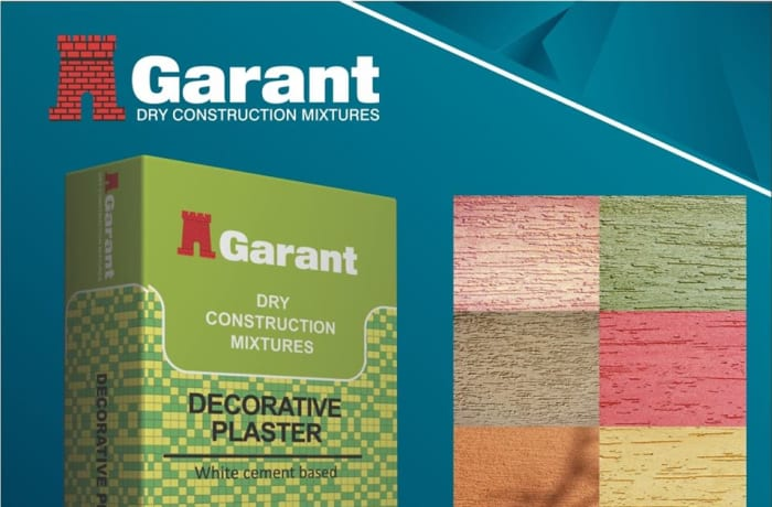 Garant decorative plaster image