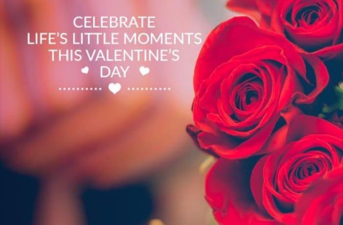 Valentines dinner specials  image