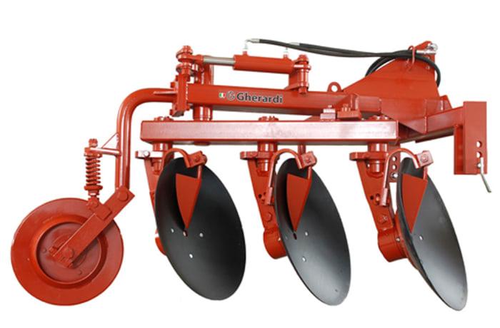 Gherhardi disc plough