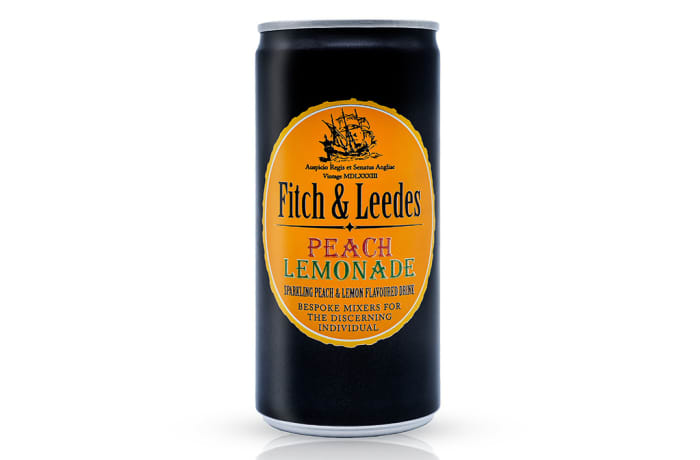 Fitch and Leedes - Peach Lemonade