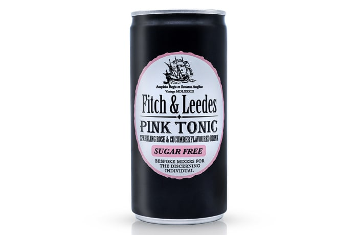 Fitch and Leedes - Pink Tonic Lite