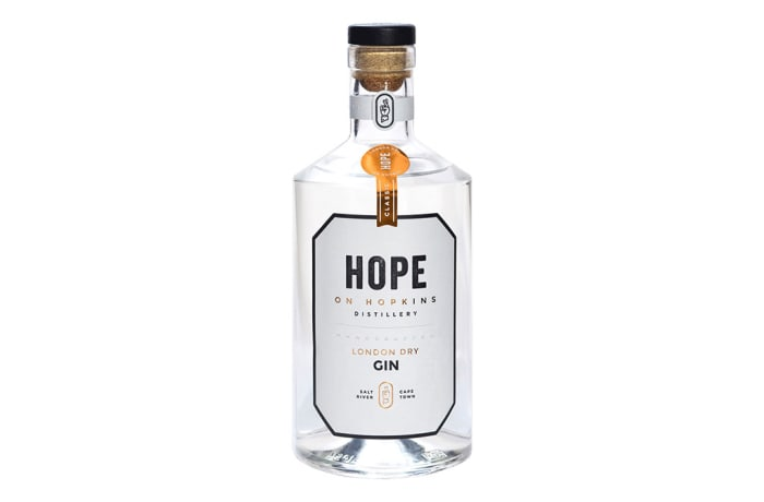 Hope on Hopkins - London Dry Gin