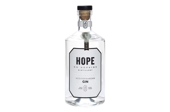 Hope on Hopkins - Mediterranean Gin